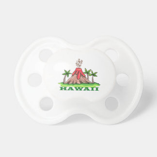 Hawaii BooginHead Pacifier