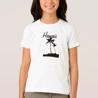 Hawaii Palm Trees T-Shirt