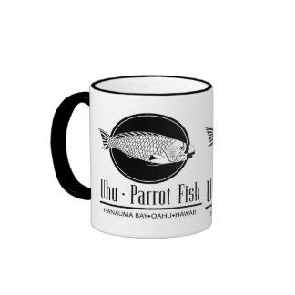 Hawaii Parrot Fish - Uhu Ringer Mug