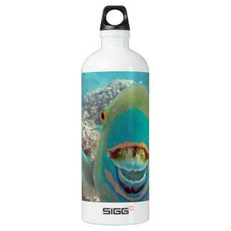 Hawaii Parrot Fish - Uhu SIGG Traveler 1.0L Water Bottle