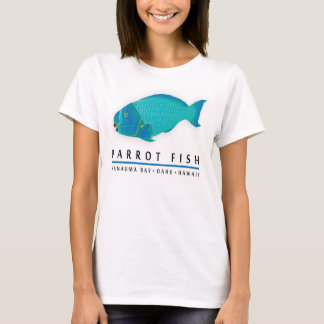 Hawaii Parrot Fish - Uhu T-Shirt