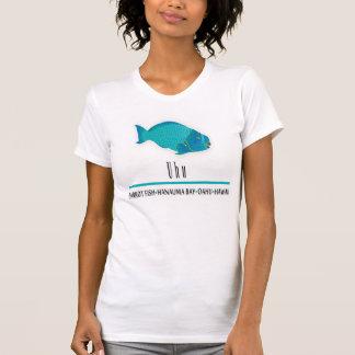 Hawaii Parrot Fish - Uhu Tank Tops