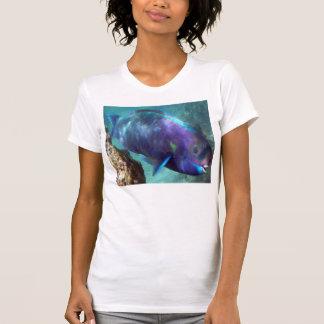 Hawaii Parrot Fish - Uhu Shirts