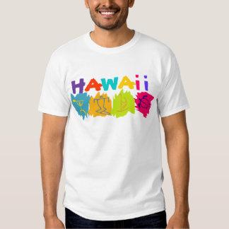 hawaii petroglyphs surfer honu canoe - Customized Tee Shirt