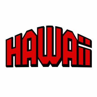 Hawaii Photo Cut Out