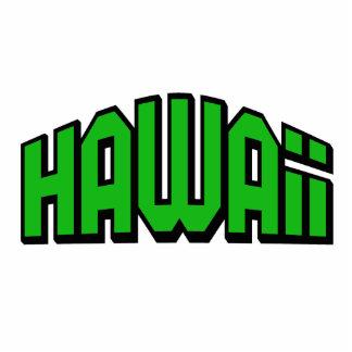 Hawaii Photo Cutout