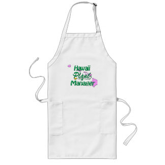 Hawaii Plant Manager Long Apron