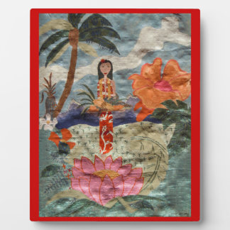 Hawaii Plaque