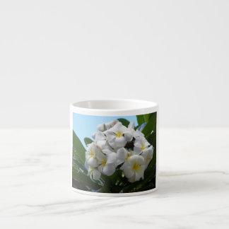 Hawaii Plumeria Espresso Cup