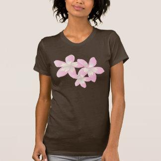 Hawaii Plumeria Flowers T-Shirt