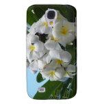 Hawaii Plumeria Galaxy S4 Cases