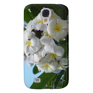 Hawaii Plumeria Samsung S4 Case