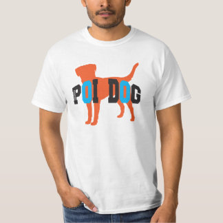 Hawaii Poi Dog Value T-shirt
