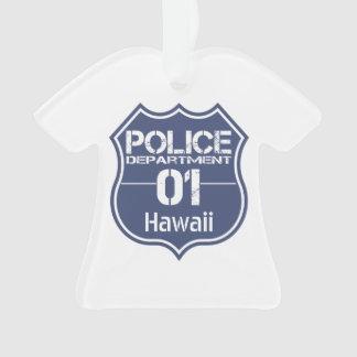 Hawaii Police Department Shield 01