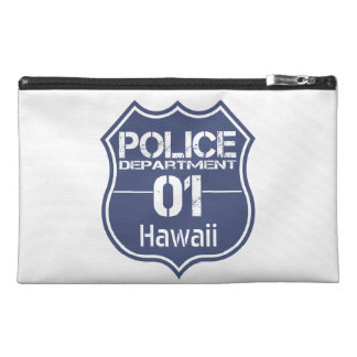 Hawaii Police Department Shield 01 Travel Accessory Bag