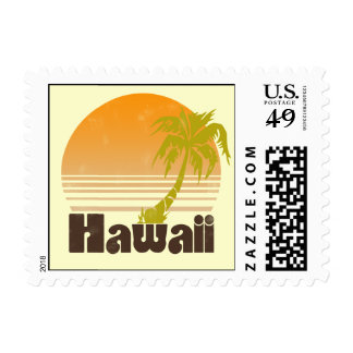 Hawaii Postage Stamps