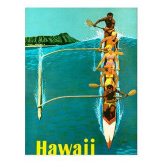 Hawaii Postcard Postcards
