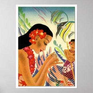 Hawaii Posters