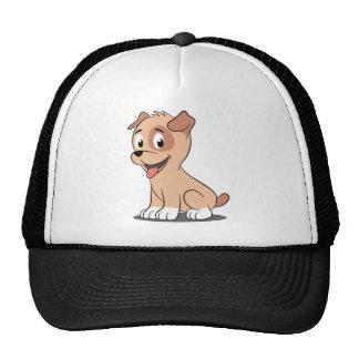 hawaii puppy trucker hat