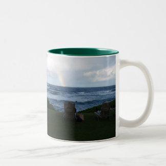 Hawaii Rainbow Beach Mug