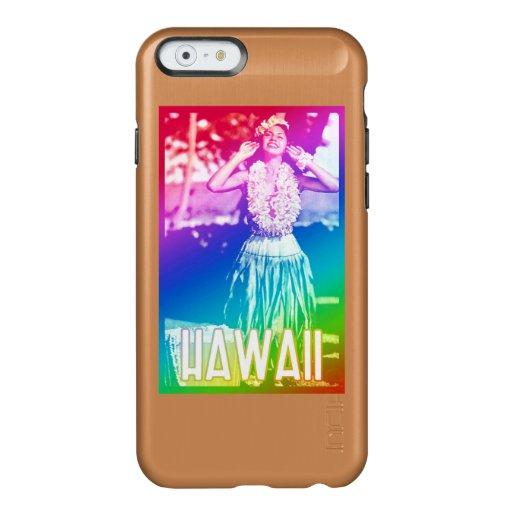 Hawaii Rainbow   Incipio Feather Shine iPhone 6 Case