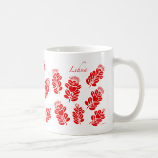 Hawaii Red Lehua Mug - Coffee Mug