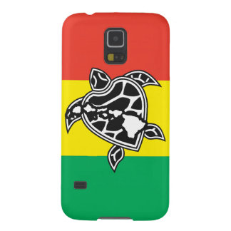 Hawaii Reggae Turtle Galaxy S5 Cover