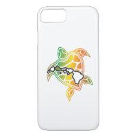 Hawaii Reggae Turtle iPhone 7 Case