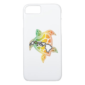 Hawaii Reggae Turtle iPhone 8/7 Case