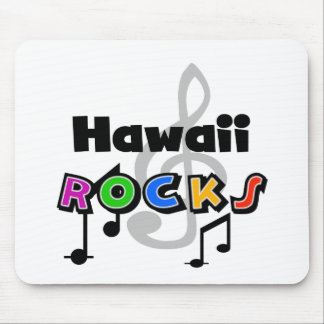 Hawaii Rocks Mouse Pad