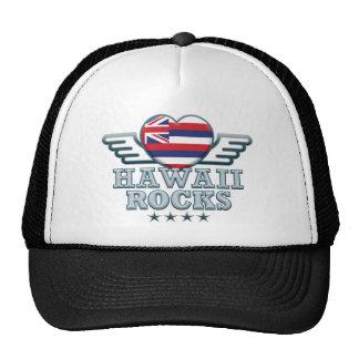Hawaii Rocks v2 Trucker Hat