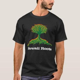 Hawaii Roots Mens T- Shirt