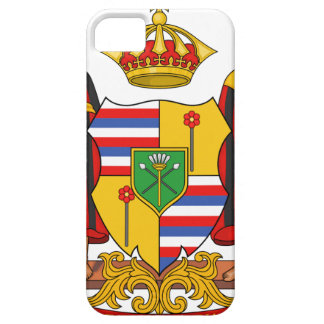 Hawaii Royal Coat of Arms iPhone 5 Case