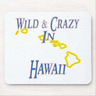 Hawaii - salvaje y loca tapete de ratón