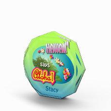 Hawaii Says Aloha! Award