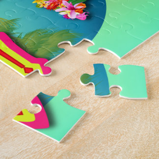 Hawaii Says Aloha! Jigsaw Puzzle