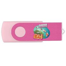 Hawaii Says Aloha! USB Flash Drive