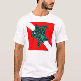Hawaii Scuba Diving - Hawaii Turtle T-Shirt