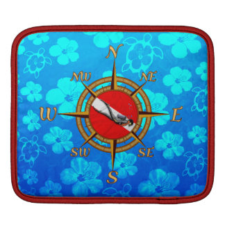 Hawaii SCUBA Diving Sleeve For iPads