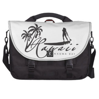 Hawaii se levanta la paleta bolsas de portatil