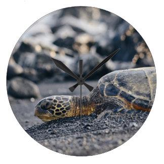 Hawaii Sea Turtle Clock