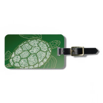 Hawaii Sea Turtle Luggage Tag
