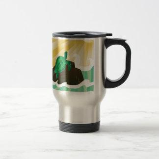 Hawaii Sea Turtle Travel Mug