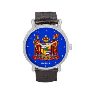 Hawaii* Seal Custom Watch