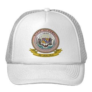 Hawaii Seal Trucker Hat