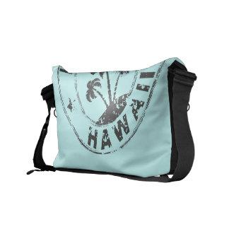 Hawaii sellada bolsas de mensajeria