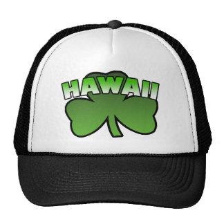 Hawaii Shamrock Hat