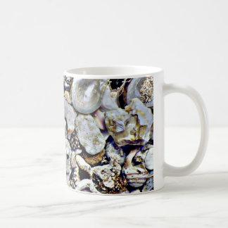 Hawaii Shells Close Up Classic White Coffee Mug