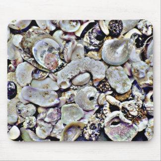 Hawaii Shells Close Up Mouse Pad