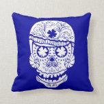 Hawaii Skull Pillows